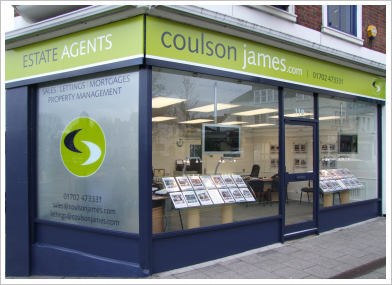 Coulson James - Shop Front